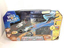 Jada Battle Machines Remote Control R/C Laser Combat Air Vs Land Set Unused