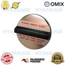 Omix-ADA For 1976-1990 Jeep CJ/ Wrangler YJ Gas Cap Non-Locking - 17726.07