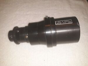 Bell And Howell 20x-40x F/2.8 Lens