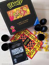 Ravensburger Gesellschaftsspiel Würfelspiel BLUFF Spiel des Jahres 1993
