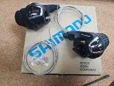 Shimano Comandi cambio Tourney Sl-rs35 REVOSHIFT 3x7 velocita Eslrs35p7a bici Co