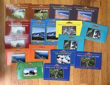 Lot 17 WILBOOKS Bruce Larkin Readers All Grade 2 VGC Nonfiction States