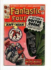 Fantastic Four #16 VINTAGE Marvel Comic KEY 1st Ant-Man Crossover Silver Age 12c
