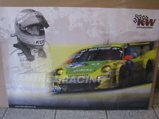 Manthey Racing Porsche 911 (997) GT3 2011 #18 winner 24 h Nürburgring (signed)