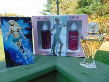 NEW Fairy Dust Paris Hilton EDP 3.4oz Perfume Gift Set CAN CAN Body Mist & Siren