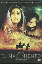 Jesus El Nacimiento (The Nativity Story) 2006 -DVD-English & Español Audio