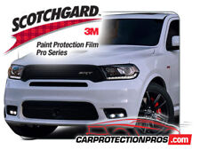 2019 Dodge Durango R/T, SRT 3M Pro Series Clear Bra Deluxe Paint Protection Kit