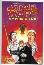 Star Wars Empire'S End 1st print