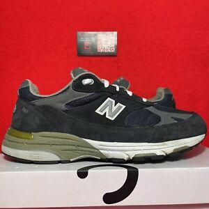 New Balance 993 Men's 10 EE Black/Gray EUC