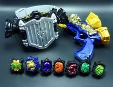 Kamen Masked Rider Beast DX Henshin Belt & Hyper Magnum & Ring Set of 7 Wizard