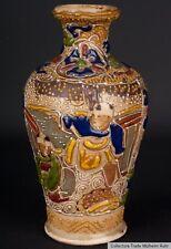 Japan 20. Jh. -A Small Japanese Pottery Baluster Vase - Vaso Giapponese Japonés