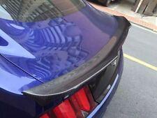 Ford Mustang 2015 2016 Carbon Spoiler Heckspoiler Lippe Flügel Wing