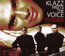 Klazz Brothers & Edson Cordeiro Klazz Meets The Voice 2007 CD Sony BMG