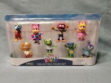 Disney Junior Muppet Babies Collectible Figure Set Of 8~NEW~US SELLER