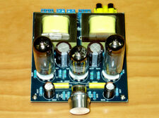 Stereo 6N2+6P1 Single-ended Class A Tube Amplifier Amp Board DIY Kit