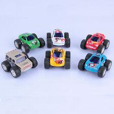 New Spring Gift Mini Big Wheels Metal Pull Back Car Children's Toys Toy Model