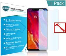 """Slabo PREMIUM Panzerglasfolie für Xiaomi Mi 8 KLAR """"Tempered Glass"""" 9H"""