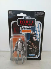 Star wars Vintage collection Captain Phasma from The Force Awakens
