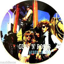 LP - GUNS 'N' ROSES - ACOUSTIC JAM (VINYL LP PICTURE DISC ITALY EDIT. 1994 MINT