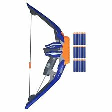 Nerf N-Strike Elite StratoBow Bow With Magazine & 15 Darts