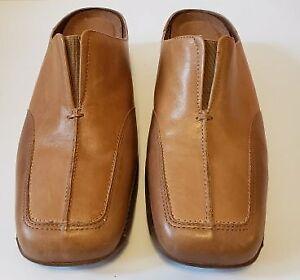 Women's Naturalizer Slippers - Brown Tan