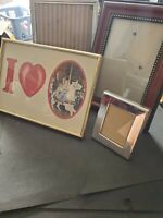 Vintage Frames Photography  A lots size 3 pc 7/5 inch & 1pc mini 3/2,5  All