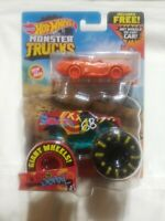 2020 Hot Wheels DEMO DERBY Monster Trucks Jam Combo 2 pack w/ CRUSHED COUPE new