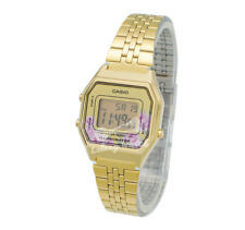 -Casio LA680WGA-4C Digital Watch Brand New & 100% Authentic