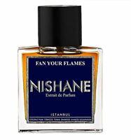 Fan Your Flames by Nishane Extrait De Parfum 1.7oz/50ml Spray New In Box