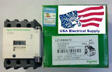 LC1D65G Schneider Electric Contactor  Coil 120VAC  65A