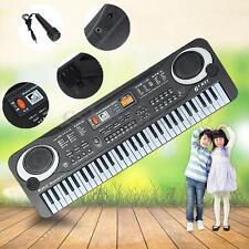 61 Clés de musique numérique électronique Clavier Board Jouet Cadeau Electric piano orgue