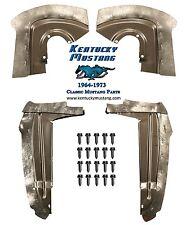 Mustang Splash Shield Kit Complete1964 1965 1966