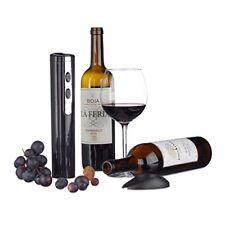 Relaxdays Tire-bouchons Électrique Ouvre-bouteilles Bouteille de vin Coupe...