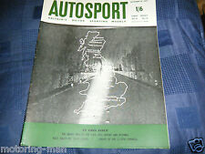 US GRAND PRIX RIVERSIDE STIRLING MOSS LOTUS BRIAN NAYLOR PETE LOVELY SCARAB HILL
