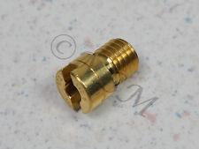 NEW K&L MIKUNI CARBURETOR N102/221 SMALL ROUND MAIN JET #112.5 M-18-4721