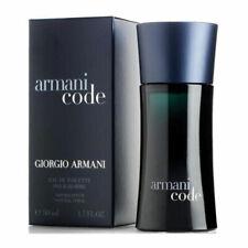 Giorgio Armani Code for Men Eau de Toilette 50ml Spray