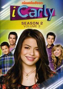 Icarly - iCarly: Season 2 Volume 3 [New DVD] Full Frame