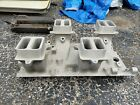 Mercruiser 454/502 MPI Aluminum Intake Manifold casting # 805233-C 805233A6