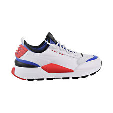Puma RS-0 Sound Men's Shoes White-Dazz Blue-High Risk Red 366890-01