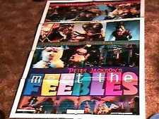 MEET THE FEEBLES MOVIE POSTER PETER JACKSON