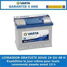 560 408 054 Batterie de Voiture Blue Dynamic Varta D24 12V 60Ah 540A