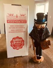 STEINBACH NUTCRACKER SCOORGE (S896) LIMITED EDITION