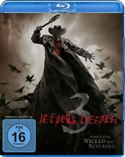 GINA PHILIPS - JEEPERS CREEPERS 3   BLU-RAY NEW