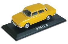 SKODA 100 ( 1972 )  - 1/43 - IXO/IST -- NEW