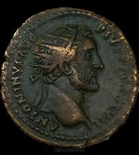 Antonin Le Pieux. Dupondius LIBERTAS ric 920
