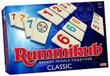 John Adams Ideal Rummikub Classic The numbers Strategy Game Thats Never The Same
