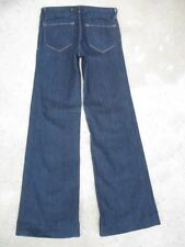 J Brand Jeans Monroe Flare Low Rise Wide Leg Trouser Sz 24
