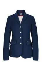 Fair Play Lady Show Jacket Turniersakko VIVIENNE navy-silver Neuheit