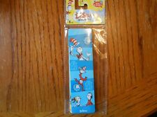 DR. SEUSS CAT IN THE HAT INCENTIVE BOOKMARKS 8 CT - NIP