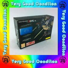 Nintendo 3DS XL Fire Emblem: Awakening Limited Edition Blue Boxed 11.11.0-43E VG